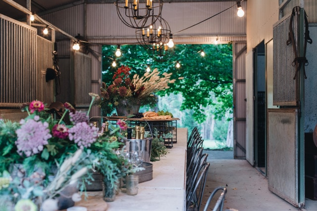 Rustic Wedding Venue Berry NSW | Bundara Farm