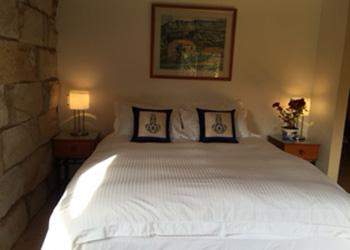 Garden Hill Spa Retreat Bedroom