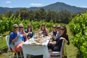 Winery Tours for Women | Berry NSW